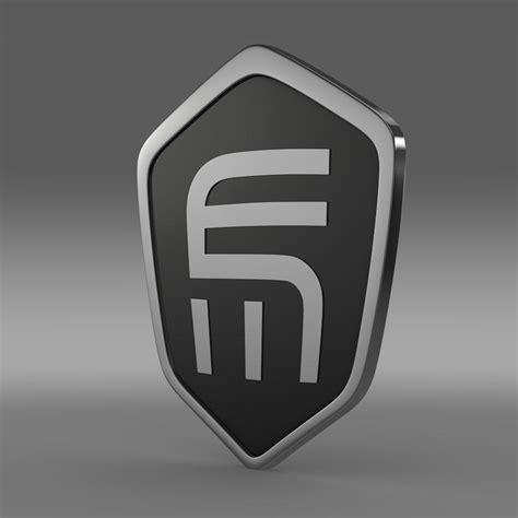 Exagon Logo 3D Model - FlatPyramid