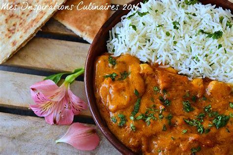 cuisine italienne recettes le butter chicken recette indienne le cuisine de samar