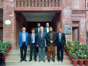 PEC Zero visit for BS (Civil Engineering) program