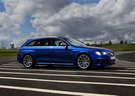 2013 Audi Rs 4 Avant Blue