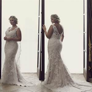 plus size mermaid wedding dresses 2016 court train lace With dhgate wedding dresses 2016