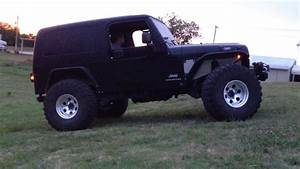 2006 Jeep Lj With Banks Turbocharger And Straight Pipe