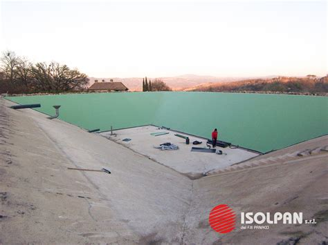 Impermeabilizzazione Vasche by Impermeabilizzazione Vasca Con Manti Pvc Isolpan Srl