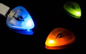 Firefly Laser L Touch Of Modern by Firefly Picks Light Up Guitar Picks Touch Of Modern