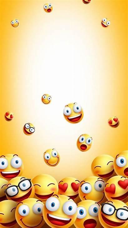 Emoji Wallpapers Emojis Funny Iphone Cool Smiley