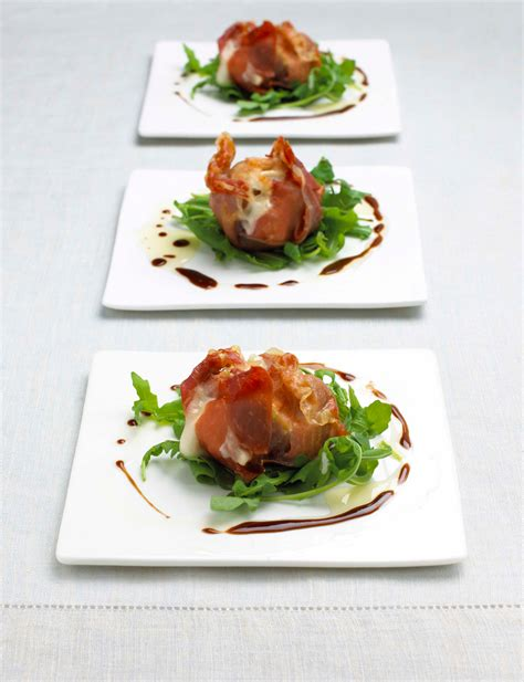 Roasted Figs With Parma Ham And Goat's Cheese Sainsbury