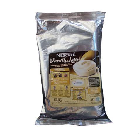 jual nescafe vanilla latte  lapak bogor coklat bogorcoklat