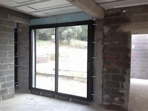 installation fenetre aluminium menuiseries exterieures pvc With menuiserie aluminium prix