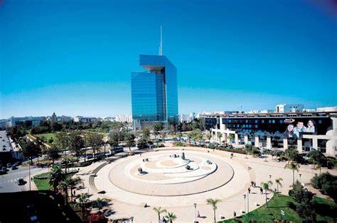 maroc telecom siege multi technology maintenance for maroc telecom vinci