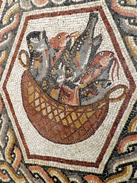lod roman mosaic