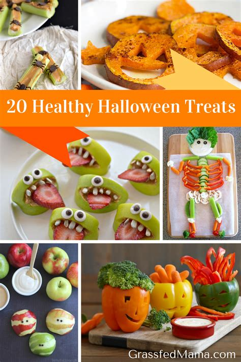 healthy halloween treats grassfed mama