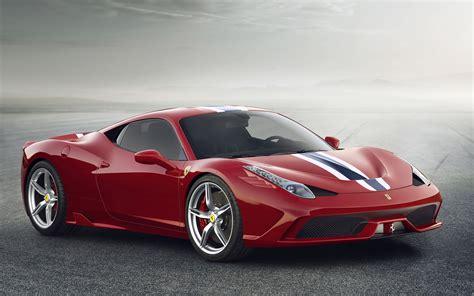 2014 Ferrari 458 Speciale Wallpaper