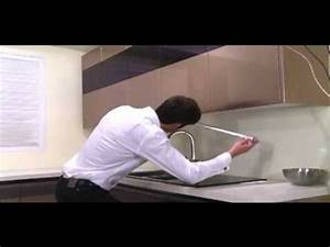 Neon Pour Cuisine : eclairage de cuisine led rail led 3 spots youtube ~ Premium-room.com Idées de Décoration