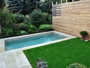 teich und poolanlagen With französischer balkon mit pool in den garten bauen