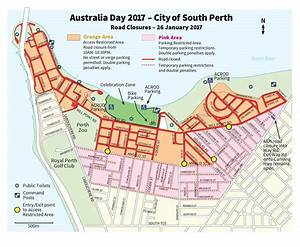 Australia Day 2017 Important Traffic And Parking