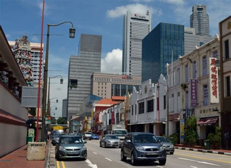 Singapore Considering Coe System Revamp