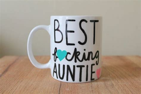Aunt Mug Gift Auntie For