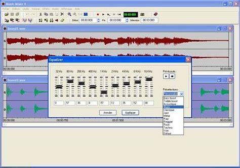 audio studio mixer
