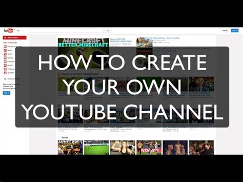 Music Marketing Youtube [how To Create Your Youtube
