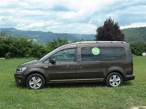 Volkswagen Caddy Confortline : vw caddy maxi comfortline tgi testbericht ~ Gottalentnigeria.com Avis de Voitures