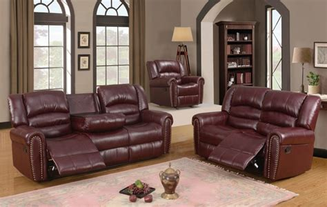 burgundy leather sofa and loveseat 686 burgundy leather traditional reclining sofa loveseat