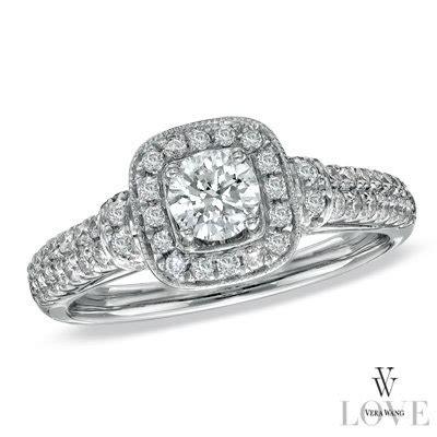 vera wang engagement rings bridalguide