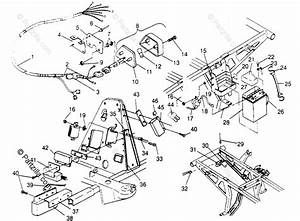 Polaris Atv 1995 Oem Parts Diagram For Electrical