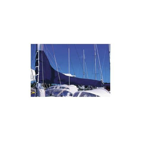 housse de grand voile taud de grand voile plastimo dralon bleu royal pour b 244 me 3 55m km nautisme housse grand