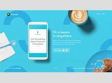 30 Best Designed App Landing Pages For Your Inspiration