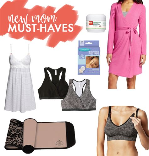 New Mom Must Haves Shopaholic A Baby