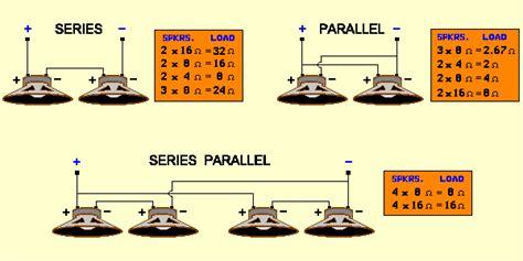 Series Parallel Hookup