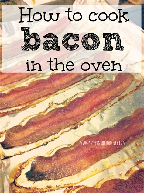 how do you cook bacon in the oven how to cook bacon in the oven tip on tuesday