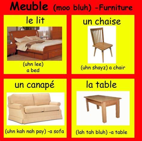 79 Best La Maison Et Les Meubles Housefurniture Vocab
