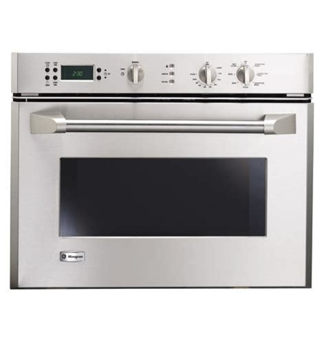zetpfss ge monogram  professional style single wall oven monogram appliances