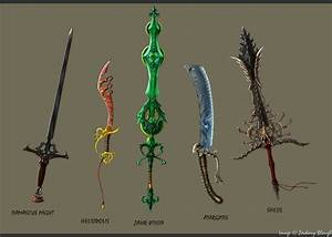 Cool weapons   elemental weapons   Pinterest   Weapons ...