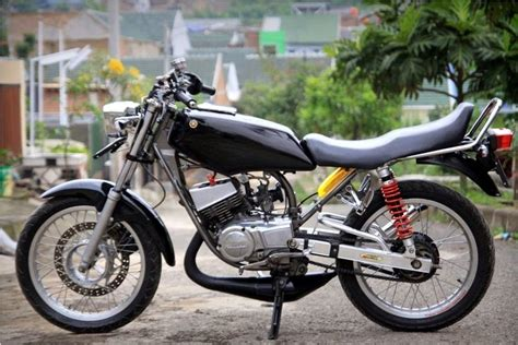 Rx King Modif Minimalis by Modifikasi Motor Dan Mobil Modifikasi Keren Yamaha Rx