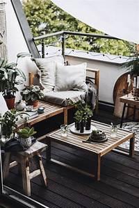 Pinterest Terrassen Deko : balkon terrasse dachterrasse gr ne terrasse ideen ~ Watch28wear.com Haus und Dekorationen