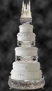 rhinestone monogram cake topper wedding cake toppers cinderella castle wedding cake topper