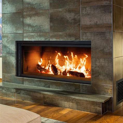 zero clearance wood burning fireplace renaissance rumford l50 linear woodburning zero