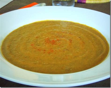 cuisine des lentilles soupe aux lentilles le cuisine de samar