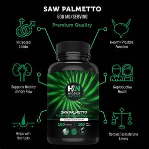 Best Saw Palmetto Prostate Supplements For Men