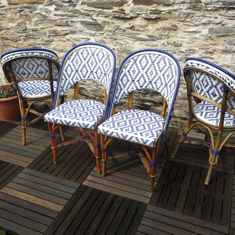 chaise bistrot rotin rattan bistro chairs photo modern house design rustic