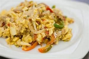 Recipe: Ackee and Saltfish, Jamaica's National Dish