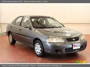 Charcoal Mist Metallic - 2000 Nissan Sentra Gxe