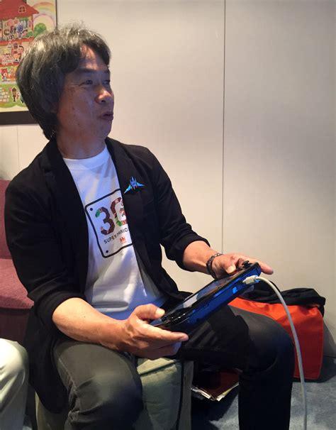 Q&A: Shigeru Miyamoto On The Origins Of Nintendo's Famous ...