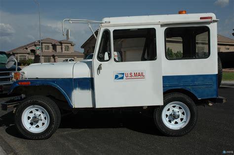 postal jeep for sale 79 dj5f postal jeep for sale