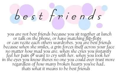 Deep Meaningful Best Friend Quotes