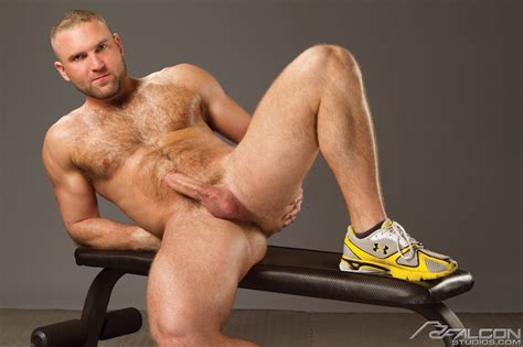 Jim Ferro And Samuel Colt Naked By 3x Muscles