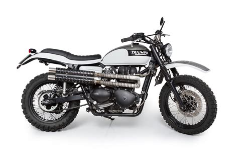 Triumph Motorcycles : Triumph Scrambler By Tamarit Spanish Motorcycles