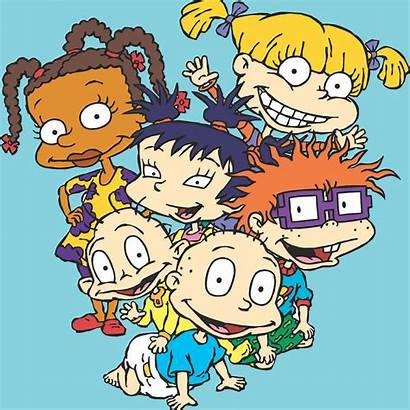 Rugrats Nickelodeon 90s Cartoons Nick Grown Cartoon